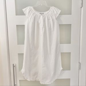 White Cotton Nightie